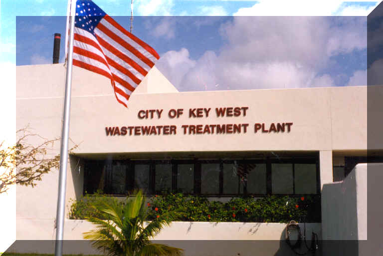 City of Key West Wastewater Treatment Plant